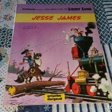Fumetti: LUCKY LUKE 41 JESSE JAMES CASTELLANO. Lote 189545133