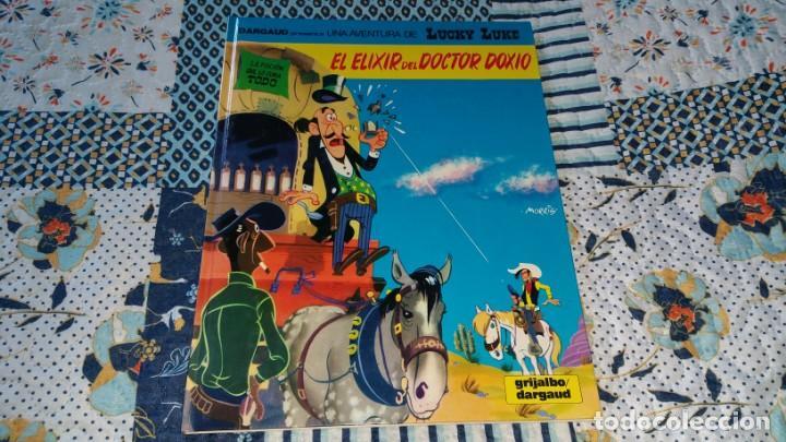 LUCKY LUKE 43 EL ELIXIR DEL DOCTOR DOXIO (Tebeos y Comics - Grijalbo - Lucky Luke)