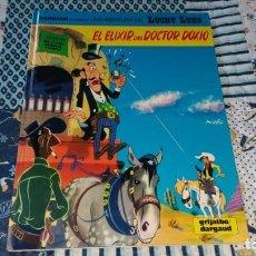 Fumetti: LUCKY LUKE 43 EL ELIXIR DEL DOCTOR DOXIO. Lote 169219432