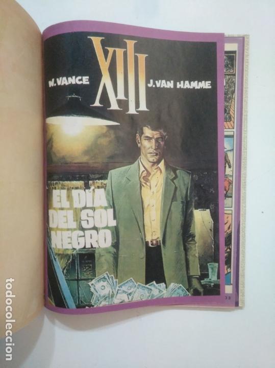 Cómics: XIII. EL DÍA DEL SOL NEGRO. VANCE Y VAN HAMME. TDKC42 - Foto 2 - 169336432