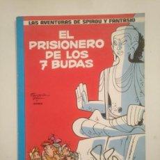 Cómics: EL PRISIONERO DE LOS 7 BUDAS. - AVENTURAS DE SPIROU Nº 12. TDKC43. Lote 169409244
