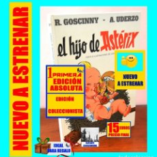 Cómics: EL HIJO DE ASTERIX - R. GOSCINNY / A. UDERZO - GRIJALBO - 1ª PRIMERA EDICIÓN ABSOLUTA COLECCIONISTA. Lote 169704896