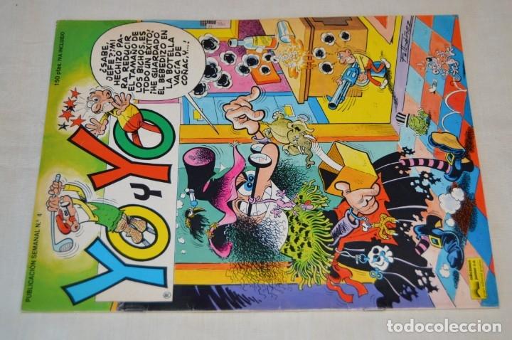 Cómics: LOTE DE 4 TEBEOS/CÓMIC - YO y YO - Los primeros 4 ejemplares - EDICIONES JUNIOR - ¡Mira fotos! - Foto 11 - 170209160