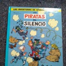 Cómics: LAS AVENTURAS DE SPIROU Nº 8 - LOS PIRATAS DEL SILENCIO. Lote 170210656