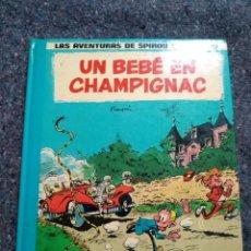 Cómics: AVENTURAS DE SPIROU Nº 15 - UN BEBE EN CHAMPIGNAC -. Lote 170211280