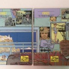 Fumetti: VIAJE A ITALIA 1 Y 2, EDICIONES JUNIOR, GRUPO GRIJALBO. Lote 170962007