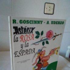 Cómics: 39-ASTERIX, LA ROSA Y LA ESPADA, GOSCINNY, UDERZO, 1991. Lote 171057164