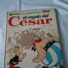 Cómics: 31-ASTERIX EL REGALO DEL CESAR, GRIJALBO 1980. Lote 171057234