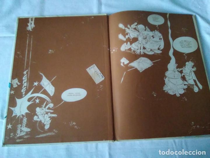 Cómics: 31-ASTERIX EL REGALO DEL CESAR, grijalbo 1980 - Foto 2 - 171057234