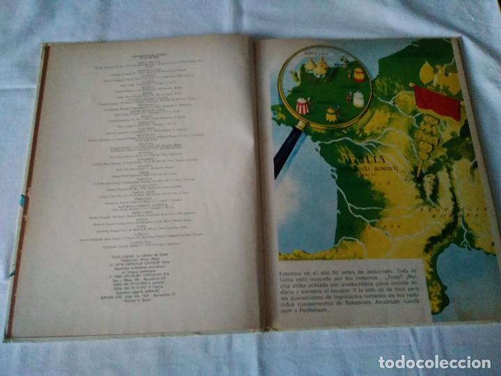 Cómics: 31-ASTERIX EL REGALO DEL CESAR, grijalbo 1980 - Foto 4 - 171057234