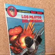 Comics: LAS AVENTURAS DE BUCK DANNY, Nº 42, LOS PILOTOS DEL INFIERNO - JUNIOR / GRIJALBO - GCH. Lote 171097899