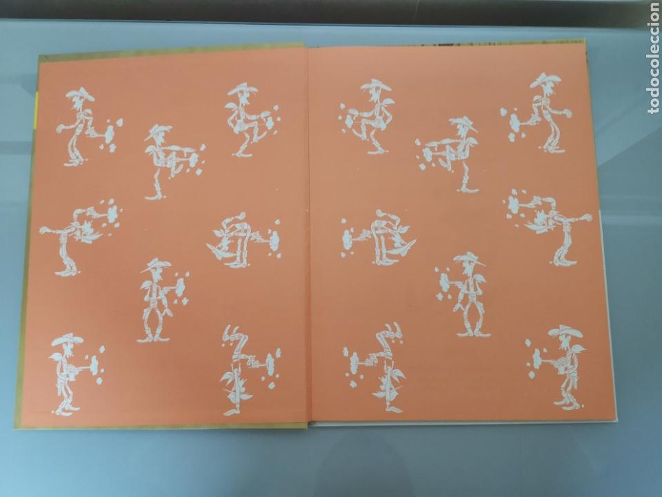 Cómics: LUCKY LUKE EL GRAN DUQUE 1977 Trad. VICTOR MÓRA JUNIOR GRIJALBO EXCELENTE - Foto 4 - 171124293