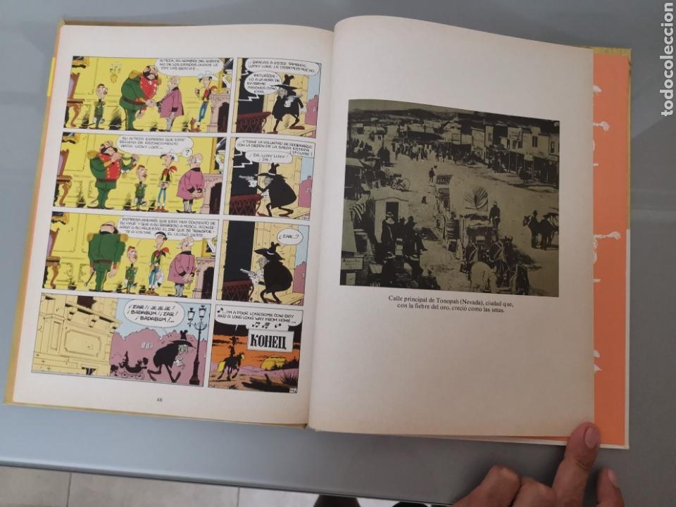 Cómics: LUCKY LUKE EL GRAN DUQUE 1977 Trad. VICTOR MÓRA JUNIOR GRIJALBO EXCELENTE - Foto 9 - 171124293