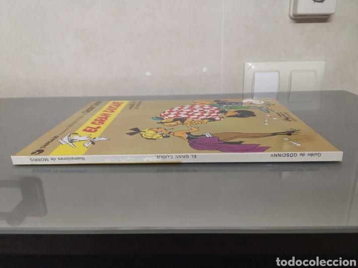 Cómics: LUCKY LUKE EL GRAN DUQUE 1977 Trad. VICTOR MÓRA JUNIOR GRIJALBO EXCELENTE - Foto 2 - 171124293