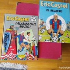 Cómics: ERCI CASTEL 10 Y 14. TAMBIÉN SUELTOS.. Lote 171135108