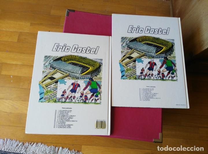 Cómics: ERCI CASTEL 10 Y 14. TAMBIÉN SUELTOS. - Foto 2 - 171135108