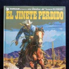 Cómics: TENIENTE BLUEBERRY, Nº 19. EL JINETE PERDIDO. CHARLIER Y GIRAUD. ED. GRIJALBO-DARGAUD, 1982. TAPA DU. Lote 171217945