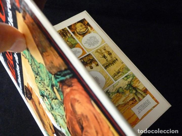 Cómics: MAC COY, Nº 7. TRAFICANTE DE CABELLERAS. GOURMELEN y PALACIOS. ED. GRIJALBO-DARGAUD, 1980. TAPA DURA - Foto 2 - 171218122