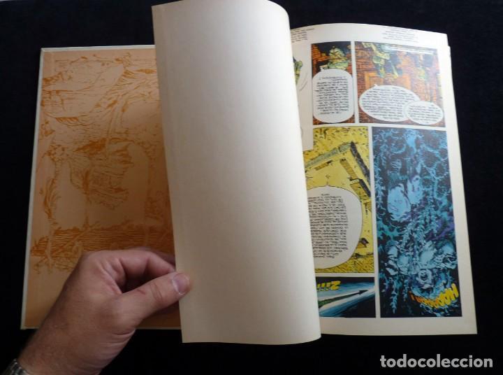 Cómics: MAC COY, Nº 7. TRAFICANTE DE CABELLERAS. GOURMELEN y PALACIOS. ED. GRIJALBO-DARGAUD, 1980. TAPA DURA - Foto 4 - 171218122