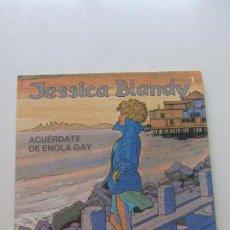 Cómics: JESSICA BLANDY 1 - ACUERDATE DE ENOLA GAY - DUFAUX & RENAUD - CARTONE GRIJALBO CX16. Lote 171347910