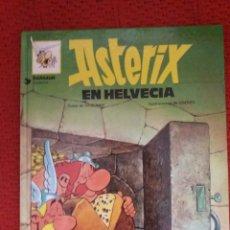 Cómics: ASTÉRIX EN HELVECIA GRIJALVO DARGAUD 1987. Lote 171396539