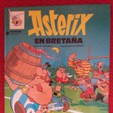 Cómics: ASTÉRIX EN BRETAÑA GRIJALVO DARGAUD 1989. Lote 171396709