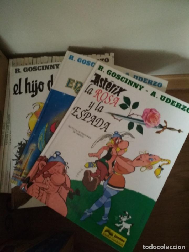 COLECCIÓN DE 29 TOMOS DE ASTERIX EN GRIJALBO/DARGAUD TAPA DURA (Tebeos y Comics - Grijalbo - Asterix)