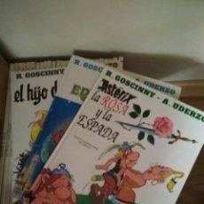 Cómics: COLECCIÓN DE 29 TOMOS DE ASTERIX EN GRIJALBO/DARGAUD TAPA DURA. Lote 171474418