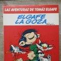 Lote 171516139: GASTON - TOMAS EL GAFE Nº 4 - ELGAFE LA GOZA - RUSTICA -GRIJALBO / DARGAUD