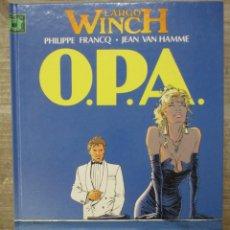 Fumetti: LARGO WINCH - OPA - Nº3 - TAPA DURA - GRIJALBO. Lote 171518869