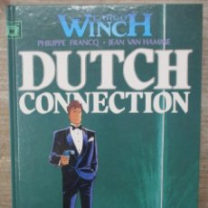 Comics : LARGO WINCH - DUTCH CONNECTION - Nº6 - TAPA DURA - GRIJALBO. Lote 171518949