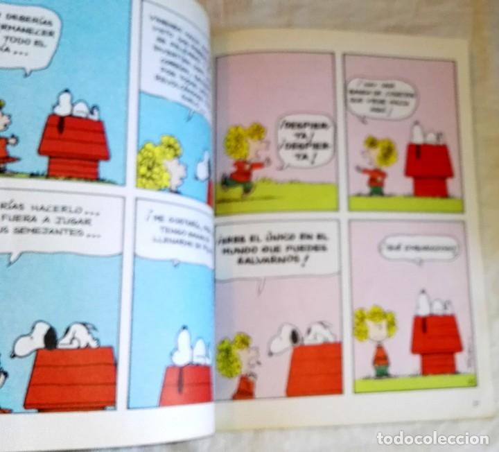 Cómics: Snoopy Y El Gran Perdiguero; Schulz - Grijalbo/Dargaud Nº17, 1985 - Foto 3 - 171576728