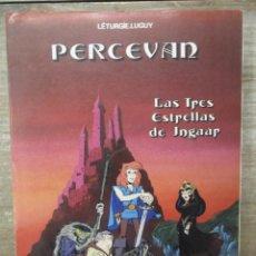 Comics: COLECCION COMPLETA PERCEVAN - 6 EJEMPLARES - EDICIONES JUNIOR. Lote 171619433