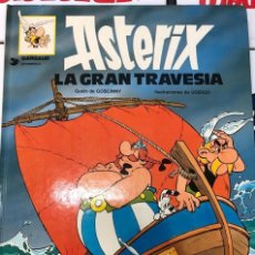 Cómics: ASTERIX - LA GRAN TRAVESIA / OFERTA !!!!!. Lote 171698445