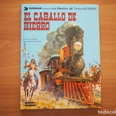 Cómics: BLUEBERRY Nº 3. EL CABALLO DE HIERRO - CHARLIER & GIRAUD. Lote 171803558