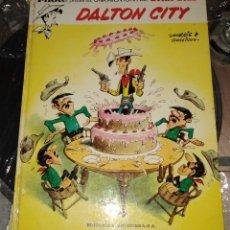 Cómics: LUCKY LUKE. DALTON CITY. 1972. Lote 171825024