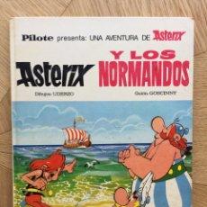 Cómics: ASTÉRIX Y LOS NORMANDOS. PILOTE BRUGUERA 1969. Lote 171973238