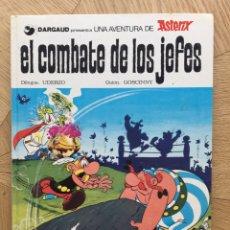 Cómics: ASTÉRIX- EL COMBATE DE LOS JEFES. GRIJALBO 1977. Lote 171974098