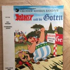 Cómics: ASTERIX Y LOS GODOS EN ALEMÁN ( ASTERIX UND DIE GOTEN). AÑO 1971.. Lote 172008905