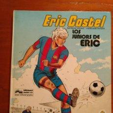 Cómics: 11 TÍTULOS ORIGINALES DE ERIC CASTEL. Lote 172108910
