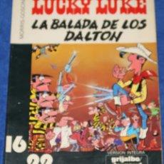Cómics: LA BALADA DE LOS DALTON - LUCKY LUKE - COLECCIÓN 16 22 - GRIJALBO. Lote 172254099