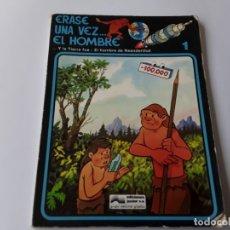 Cómics: ÉRASE UNA VEZ EL HOMBRE. Lote 172255510
