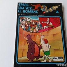 Cómics: ÉRASE UNA VEZ EL HOMBRE. Lote 172255615
