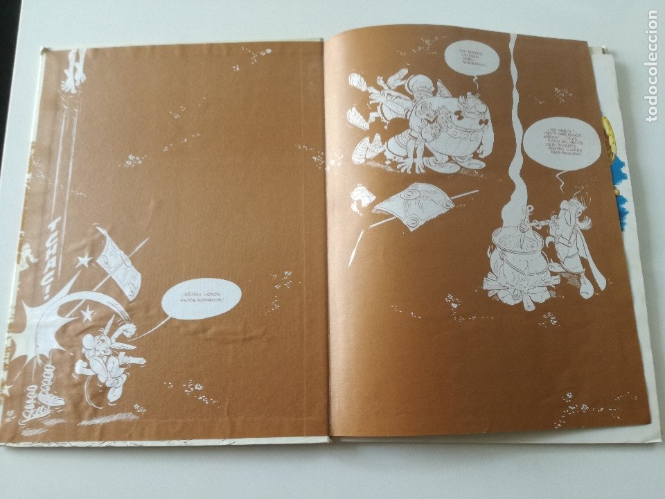 Cómics: ASTERIX EN CORCEGA - GRIJALBO DARGAUD 1980 // UDERZO GOSCINNY - Foto 2 - 172364234