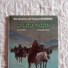 Comics : UNA AVENTURA DEL TENIENTE BLUEBERRY - LA LARGA MARCHA N.20. Lote 172384524