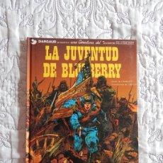 Cómics: UNA AVENTURA DEL TENIENTE BLUEBERRY - LA JUVENTUD DE BLUEBERRY N.12. Lote 172385368