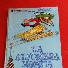 Cómics: LAS AVENTURAS DEL GRAN VISIR IZNOGUD.N°3-LA ALFOMBRA MÁGICA.JUNIOR.1977. Lote 172700265