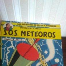 Comics : TOMO NUMERO 5 DE LA SERIE AVENTURAS BLAKE Y MORTIMER ,AÑOS 80,TAPA DURA. Lote 195450365
