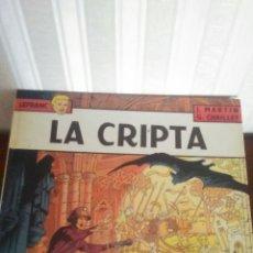 Cómics: TOMO NUMERO 9 DE LA SERIE LEFRANC AÑOS 80 ,TAPA DURA. Lote 173072692