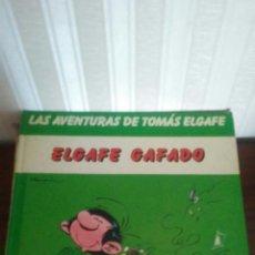 Cómics: TOMO NUMERO 1 DE LA SERIE TOMAS EL GAFE ,AÑOS 80 ,TAPA DURA. Lote 173073042